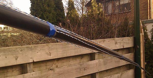 A shortened 40 meter rotary dipole: i1wqrlinkradio com