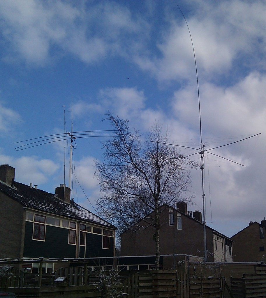 Complete antenne - pacc 2013